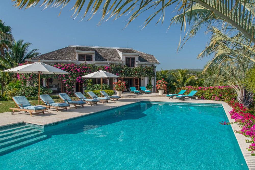 Montego Bay 63 8 Bedroom Villa In Jamaica Top Villas
