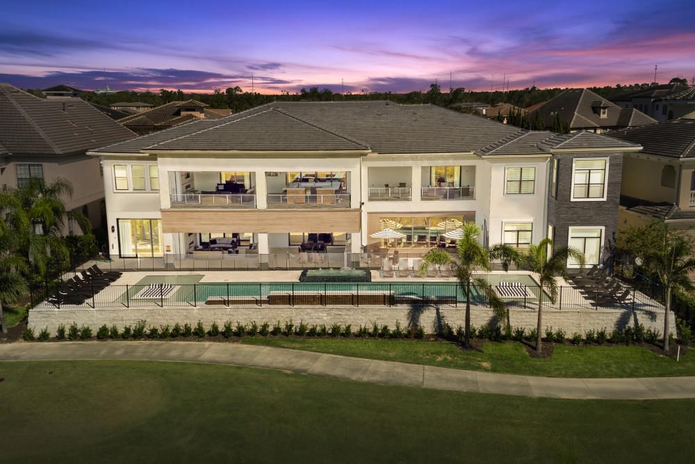 Reunion Resort 13000 12 Bedroom Villa In Florida Top Villas