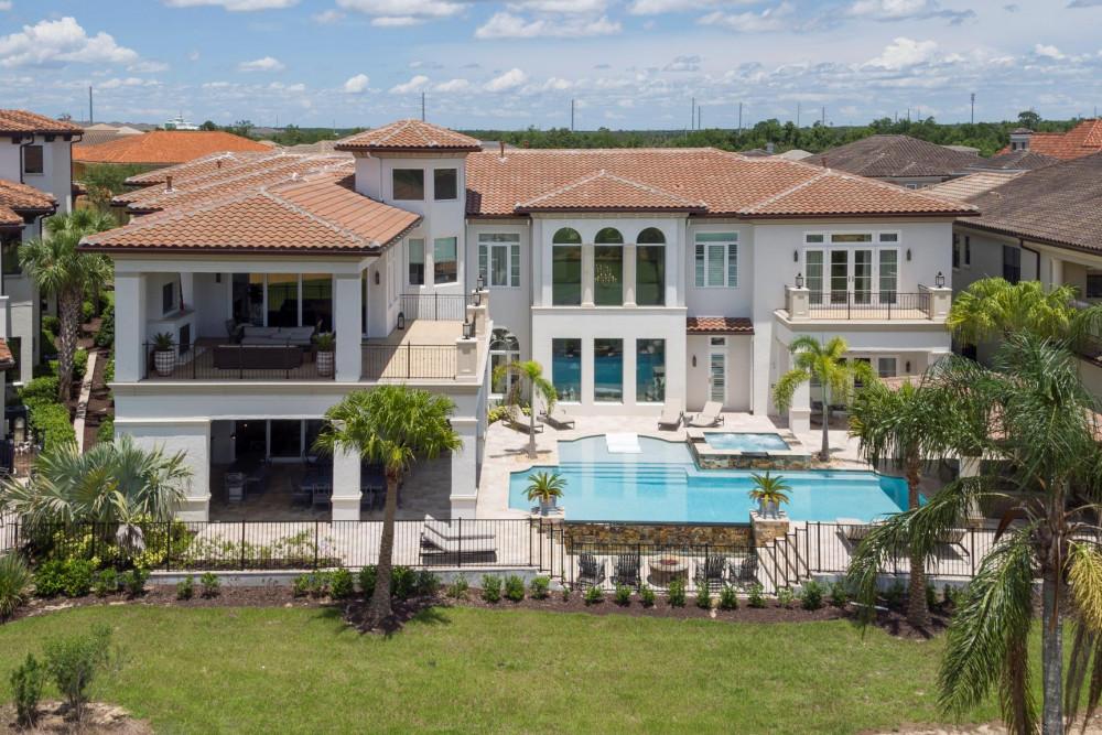 Reunion Resort 1600 13 Bedroom Villa In Florida Top Villas