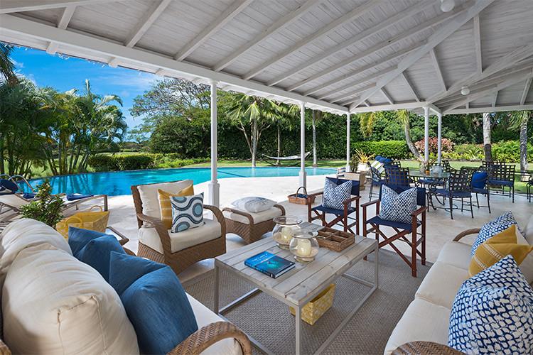 Villas for groups in Barbados