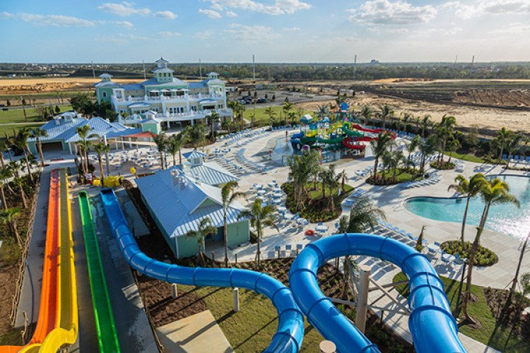 Villa resorts in Kissimmee Florida