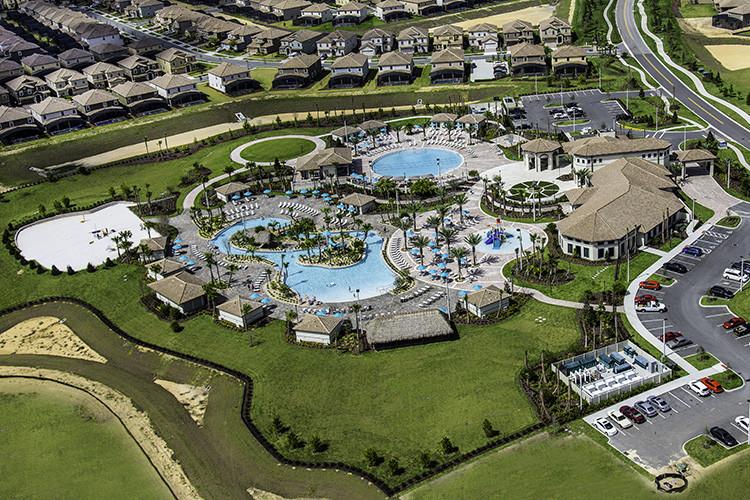 Villas near Disney World