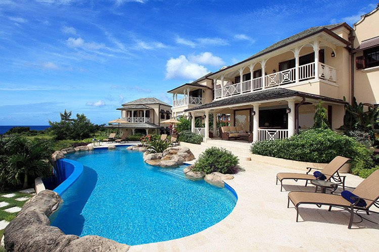 Caribbean rentals with chef and butler