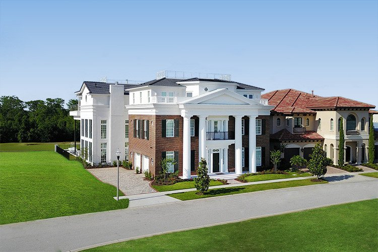 Big vacation homes for rent in Orlando