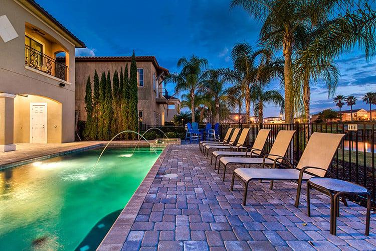 Rental homes near Disney World