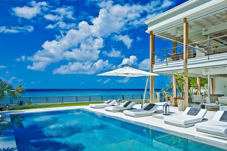 Best beachfront villas in Barbados