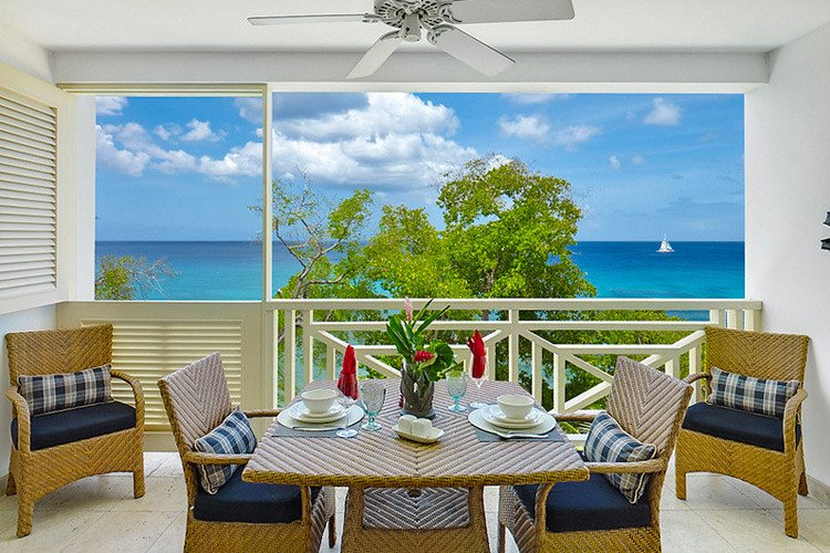 Barbados is home to some affordable villas and condos