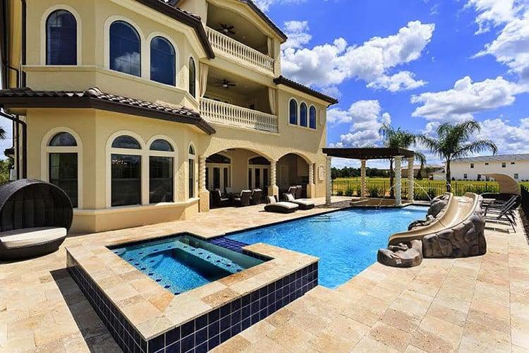Orlando villas for cheap prices