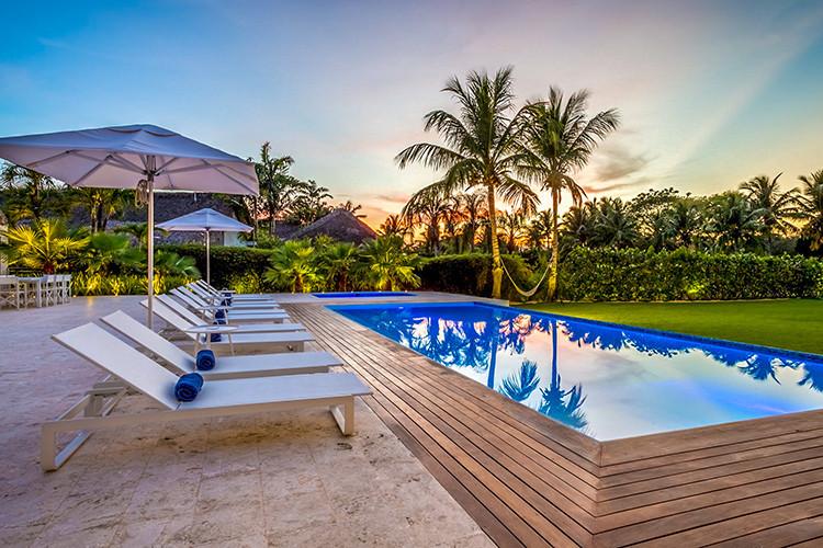 Villas in the Dominican Republic