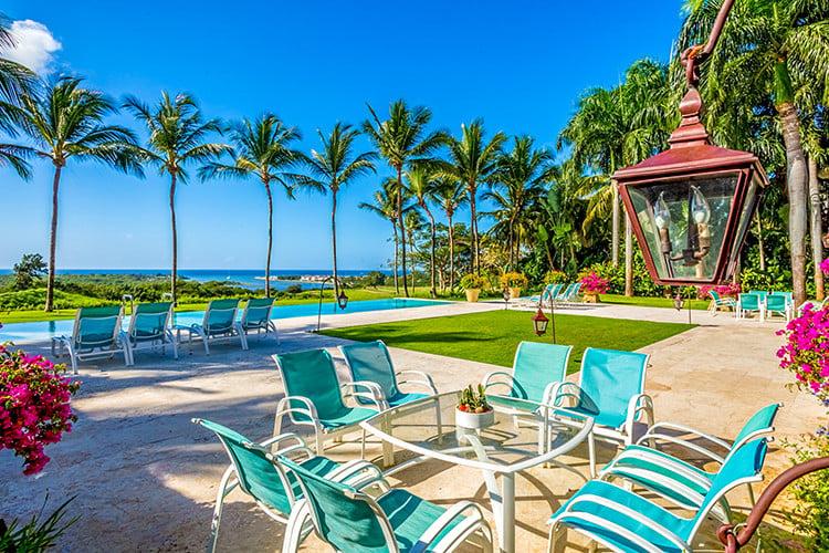 The best villas in the Dominican Republic
