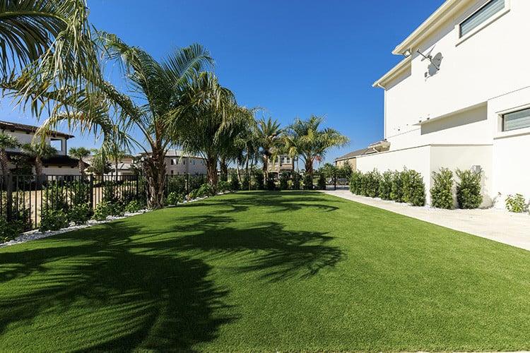 Luxury golf villas in Orlando